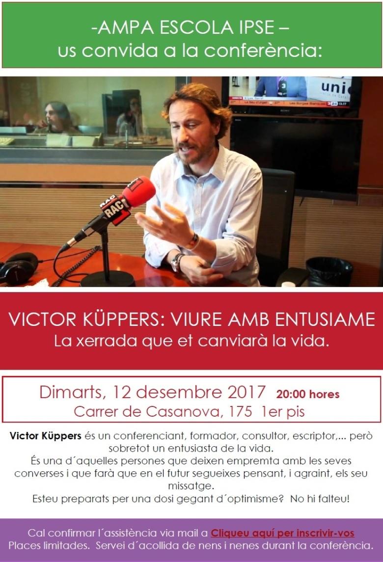 AMPA IPSE - Victor Küppers - Escola de Pares - 20171212 V97